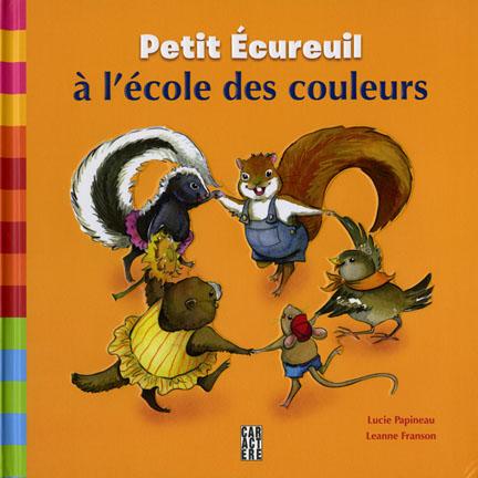 Petit Écureuil cover